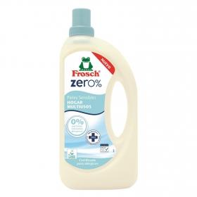 Limpiahogar multiusos multiusos zero % para pieles sensibles ecológico Frosch 1 l.