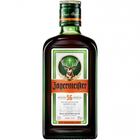 Licor de hierbas Jagermeister 35 cl.