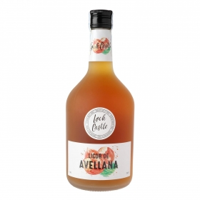 Licor de avellana Loch Castle 70 cl.