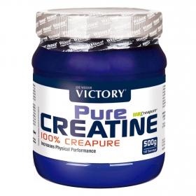 Complemento alimenticio Pure Creatine Victory 500 g.
