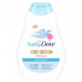 Champú Baby Dove 400 ml.