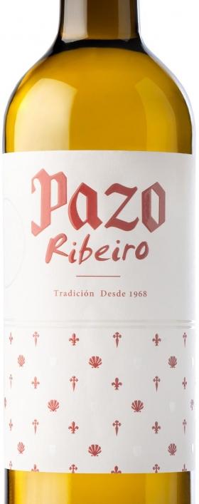 Pazo Ribeiro Blanco 2020