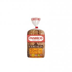 Pan de 5 semillas Panrico 435 g.