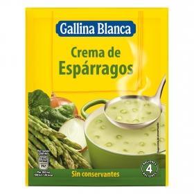 Crema de espárragos Gallina Blanca 70 g.