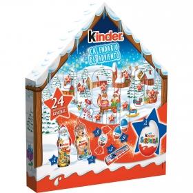 Calendario de adviento casa Kinder 135 g.