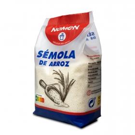 Sémola de arroz Nomen 500 g.