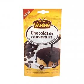 Cobertura de chocolate Vahiné 125 g.