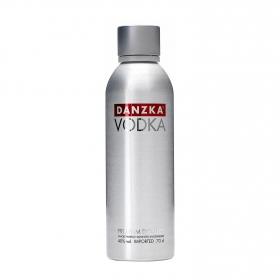 Vodka Danzka premium 70 cl.