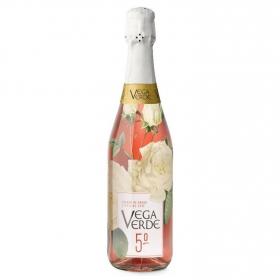 Vino rosado Vegaverde botella 75 cl.