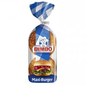 Pan hamburguesa Maxi Burguer Bimbo 4 ud.