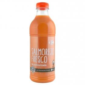 Salmorejo fresco Carrefour 1 l.