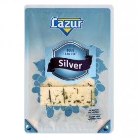 Queso azul Silver Lazur sin gluten y sin lactosa 100 g.