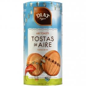 Tostas de aire bajas en grasa Diet Radisson 100 g.