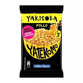 Fideos de pollo Yakisoba 93 g.