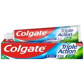 Dentífrico Triple Acción Menta Original Colgate 75 ml.
