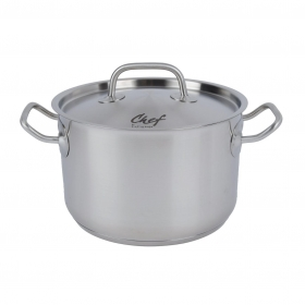 Olla Acero Inoxidable CHEF LA CARTUJA Baena - Inox