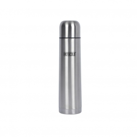 Termo Clásico de Acero Inoxidable Hot & Cold 8,2cm - Inox