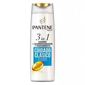 Champú Cuidado clásico 3 en 1 Pantene 300 ml.