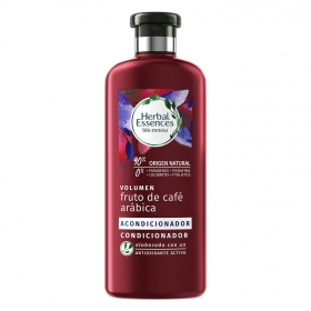 Acondicionador café arábica ecológico Herbal Essences 400 ml.