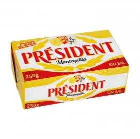 Mantequilla Président 250 g.
