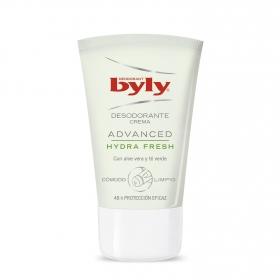 Desodorante en crema para pieles delicadas Byly 50 ml.