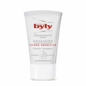 Desodorante en crema advance sensitive Byly 50 ml.