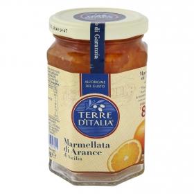 Mermelada de naranja amarga Terre d'Italia 340 g.