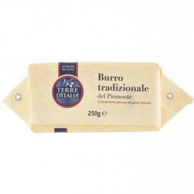 Mantequilla Terre d'Italia 250 g.