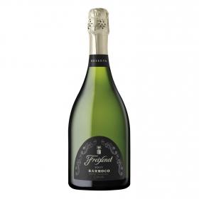 LOTE 109:1 botella D.O. Cava Freixenet Brut Barroco reserva 75 cl. + regalo bombones Nestlé Caja Roja  Dark Sublime 28 g.