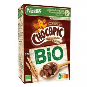 Cereales integrales ecológicos Chocapic Nestlé 330 g.
