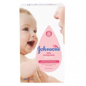 Discos de lactancia Jhonsons`s 30 ud.