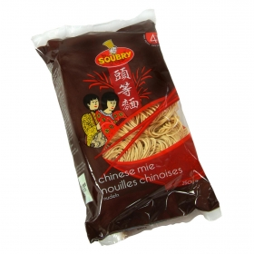 Fideos instantaneos chinos Soubry 250 g.