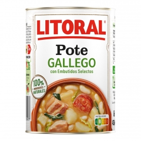 Pote Gallego Litoral 430 g.