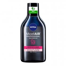 Agua micelar bifásica Nivea 400 ml.
