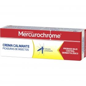 Crema SOS antimosquitos Mercurochrome 50 ml.