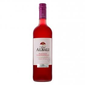 Vino D.O. Valdepeñas rosado Viña Albali 75 cl.
