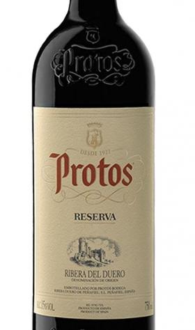 Protos Tinto Reserva 2014