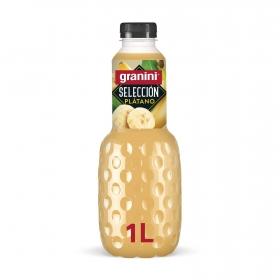 Zumo de plátano Granini botella 1 l.