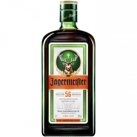 Licor de hierbas Jagermeister 70 cl.