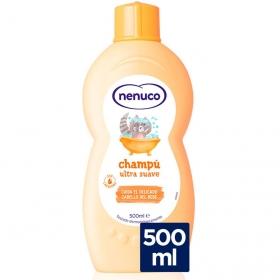 Champú para bebé Extrasuave Nenuco 500 ml.