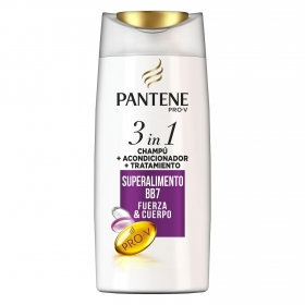 Champú 3 en 1 superalimento Pantene 675 ml.