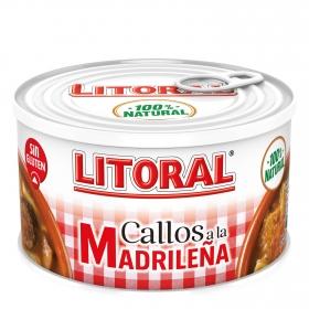 Callos a la Madrileña Litoral 380 g.