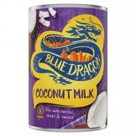 Jugo de coco Blue Dragon lata de 400 ml.
