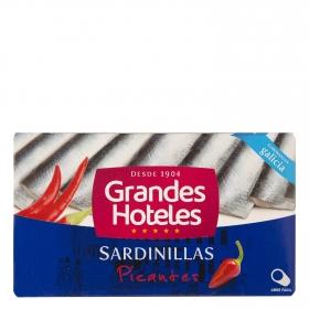 Sardinilla picantes Grand Hotel 62 g.