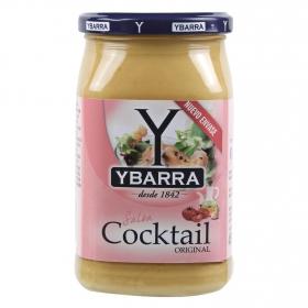 Salsa cocktail Ybarra sin gluten y sin lactosa tarro 450 g.