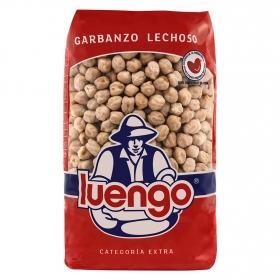 Garbanzo lechoso categoría extra Luengo 1 kg.