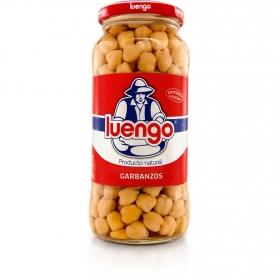 Garbanzo cocido categoría extra Luengo 400 g.