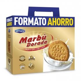 Galletas María dorada Marbú 1800 g.