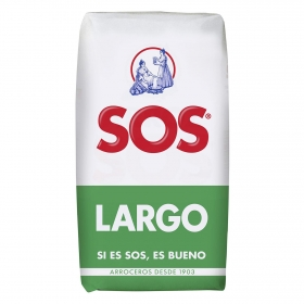Arroz largo para guarniciones  Sos 1 kg.
