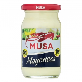 Mayonesa Musa sin gluten 225 ml